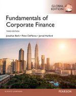 Fundamentals of Corporate Finance, Global Edition - Jonathan Berk