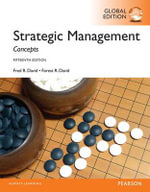 Strategic Management : A Competitive Advantage Approach, Concepts with MyManagementLab - Fred R. David