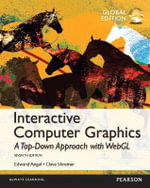 Interactive Computer Graphics with WebGL : Global Edition - Edward Angel