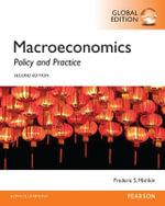 Macroeconomics, Global Edition - Frederic S. Mishkin