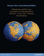 Globalization and Diversity : Geography of a Changing World - Lester Rowntree