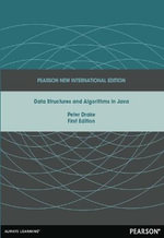 Data Structures and Algorithms in Java : Pearson New International Edition - Peter Drake