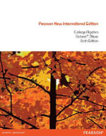College Algebra - Robert F. Blitzer