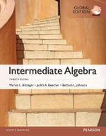 Intermediate Algebra, Global Edition - Marvin L. Bittinger