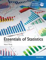 Essentials of Statistics, Global Edition - Mario F. Triola