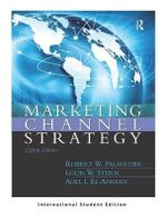 Marketing Channel Strategy - Anne Coughlan