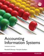 Accounting Information Systems, Global Edition - Marshall B. Romney