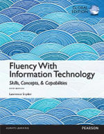 Fluency With Information Technology : Global Edition - Lawrence Snyder