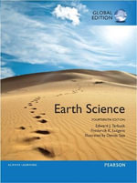Earth Science, Global Edition - Edward J. Tarbuck