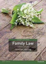 Family Law : Longman Law Series - Jonathan Herring