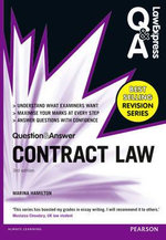 Law Express Question and Answer : Contract Law (Q&A Revision Guide) 3rd Edition - Marina Hamilton