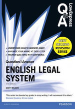 Law Express Question and Answer : English Legal System(Q&A Revision Guide) - Gary Wilson