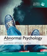 Abnormal Psychology - James N. Butcher