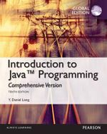 Intro to Java Programming, Comprehensive Version, Global Edition - Y. Daniel Liang
