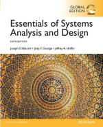 Essentials of Systems Analysis and Design - Joseph Valacich