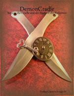 DemonCradle : Keys to the Cradle and the Blade of the Redeemer - Dudley Clarence Sturgis IV
