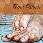 Foot Work - Chamberlain Nyudo Artist Monk Founder Di