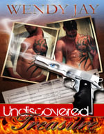 Undiscovered Treasure (Book2) - Wendy Jay