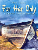 For Her Only : Calendar 2014 (Canada) - Maria Tsaneva