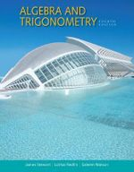Algebra and Trigonometry - James Stewart