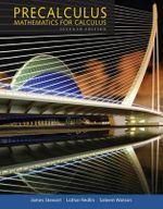Precalculus : Mathematics for Calculus - James Stewart
