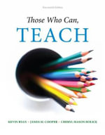 Those Who Can, Teach - Kevin Ryan