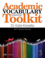 Academic Vocab Toolkit G3 - Kate Kinsella