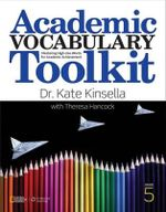 Academic Vocab Toolkit G5 : G5 - Kate Kinsella