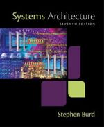 Systems Architecture - Stephen D. Burd