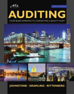 Auditing : A Risk Based-Approach to Conducting a Quality Audit - Karla M. Johnstone