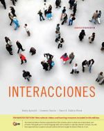 Interacciones - Carmen Garcia