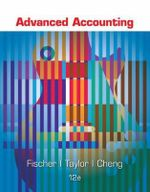 Advanced Accounting - Paul Fischer