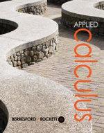 Applied Calculus - Geoffrey C. Berresford