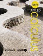Brief Applied Calculus - Geoffrey C. Berresford