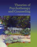 Theories of Psychotherapy & Counseling : Concepts and Cases - Richard S. Sharf