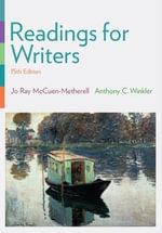Readings for Writers - Anthony C. Winkler