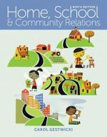 Home, School, and Community Relations - Carol Gestwicki