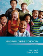 Abnormal Child Psychology - David Wolfe