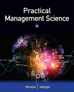 Practical Management Science - Wayne L Winston