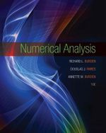 Numerical Analysis : No Separate Policy Chapters Version - Annette Burden