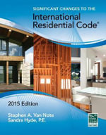 Significant Changes to the International Residential Code 20 - International Code Council