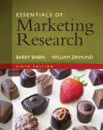 Essentials of Marketing Research : Concepts and Skills for a Diverse Society - Barry J. Babin