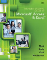 Problem Solving Cases in Microsoft Access and Excel : Manual Transmissions and Transaxles Classroom Manual and Shop Manual - Gerard Cook