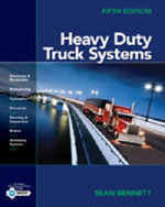 Bundle : Heavy Duty Truck Systems + CourseMate 1-Year Printed Access Card  for Bennett's Medium/Heavy Duty Truck Engines, Fuel & Computerized Management Systems, 4th - Sean Bennett