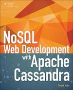 NOSQL Web Development with Apache Cassandra - Deepak Vohra