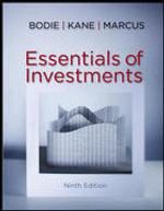 Cust eBook Essentials of Investments - Kane & Marcus Bodie