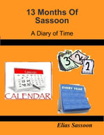 13 Months of Sassoon : A Diary of Time - Elias Sassoon