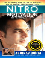Nitro Motivation : You Are Successful and Can Achieve Anything You Believe - Abhinav Gupta