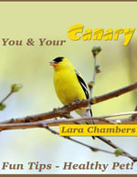You and Your Canary : Fun Tips - Healthy Pet! - Lara Chambers