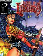 Legends of Luxura #03 - Kirk Lindo